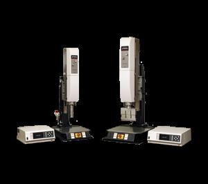 J-series welders in press configuration